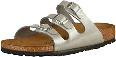 BIRKENSTOCK Damen Florida Birko-Flor Graceful Normal Sandale UPNHqXz