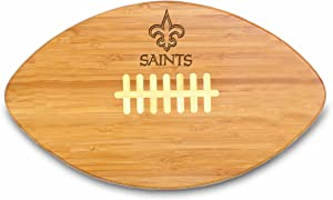 NFL New Orleans Saints Touchdown Pro! Bamboo Cutting Board, 16-Inch