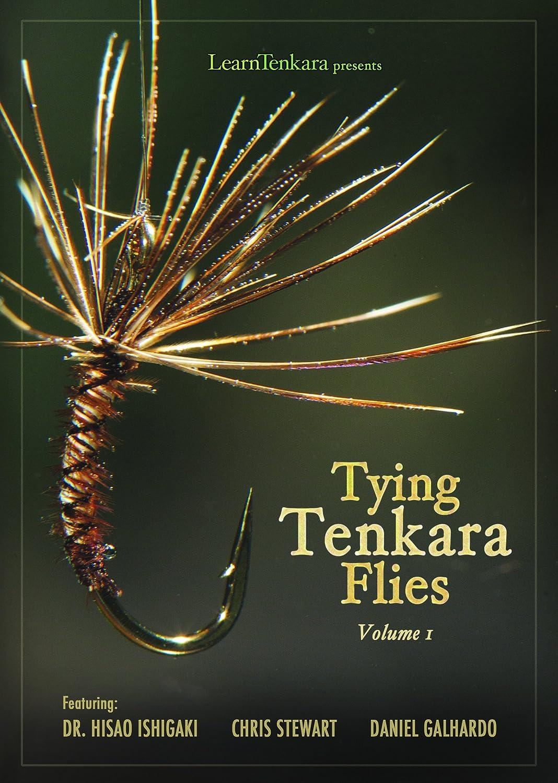 5e02662916a Amazon.com  Tying Tenkara Flies  Dr. Hisao Ishigaki