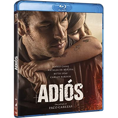 Adiós (BD) [Blu-ray]
