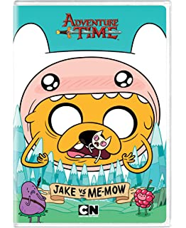 Amazon cartoon network adventure time jake the dad v5 cartoon network adventure time jake vs me mow vol 3 voltagebd Images