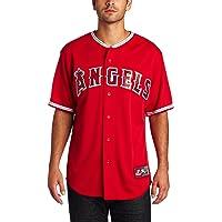 majestic MLB M67 REPLICA JERSEY ANGELS rot