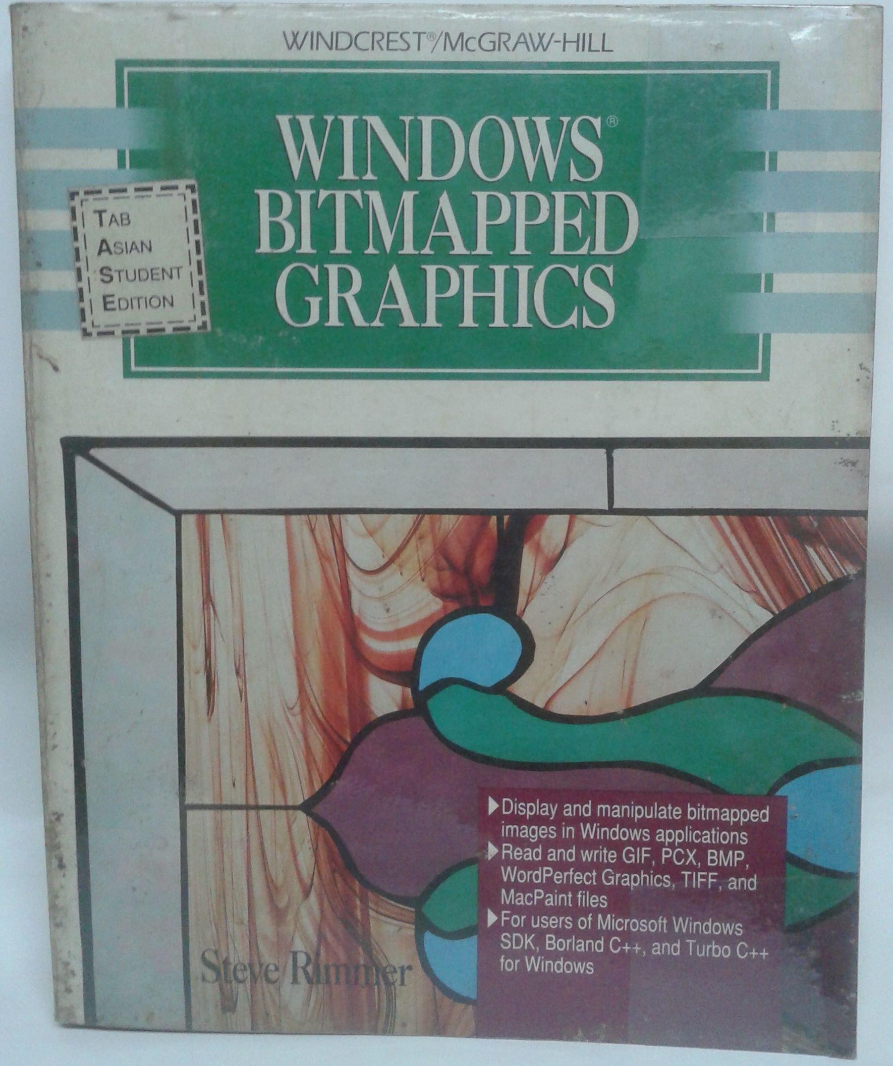 Windows Bitmapped Graphics: Amazon.es: Steven William Rimmer: Libros en idiomas extranjeros