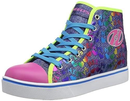 Heelys Veloz, Zapatillas Altas para Mujer: Amazon.es: Zapatos y complementos