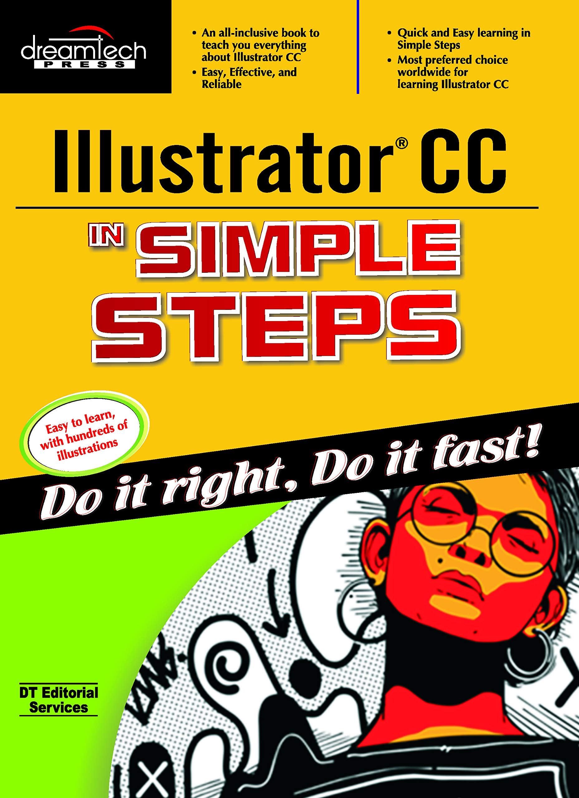 Buy Illustrator CC in Simple Steps Book Online at Low Prices