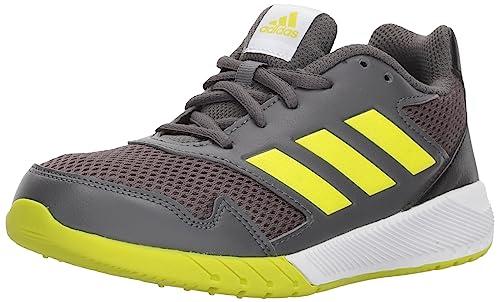 cheaper 44b88 8385a adidas Boys  Altarun K, Grey Semi Solar Yellow Core Black, 1