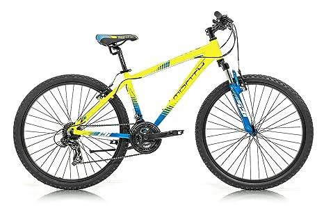 Monty KY8 Bicicleta, Unisex Adulto, Amarillo, XS: Amazon.es ...