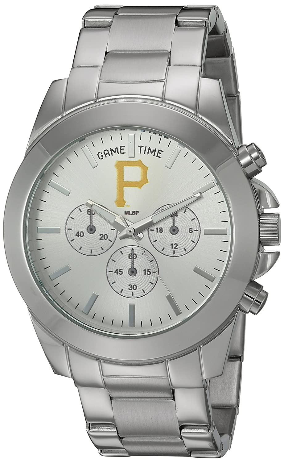 Game Time Womens knockout-mlb Watch B01FUYCL98 Pittsburgh Pirates
