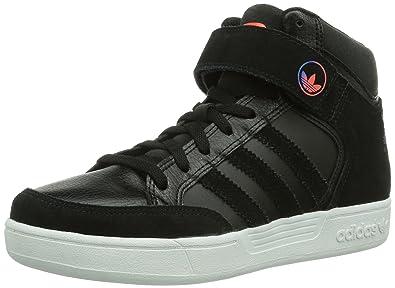 adidas Originals Varial Mid J, Baskets mode mixte enfant, Noir (Black 1/