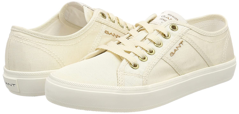 GANT Damen Zoe Zoe Damen Sneaker, Beige (Cream) 986453