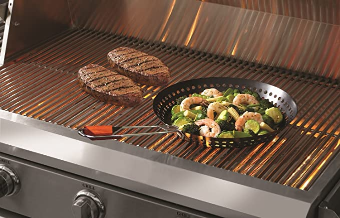 Amazon.com: MR. Bar-B-Q 06750 X antiadherente asar a la ...