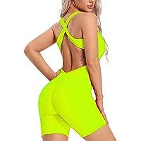 FITTOO Mono Mono Mallas Pantalones Deportivos Leggings Mujer Yoga de Alta Cintura Elásticos y Transpirables para Yoga…
