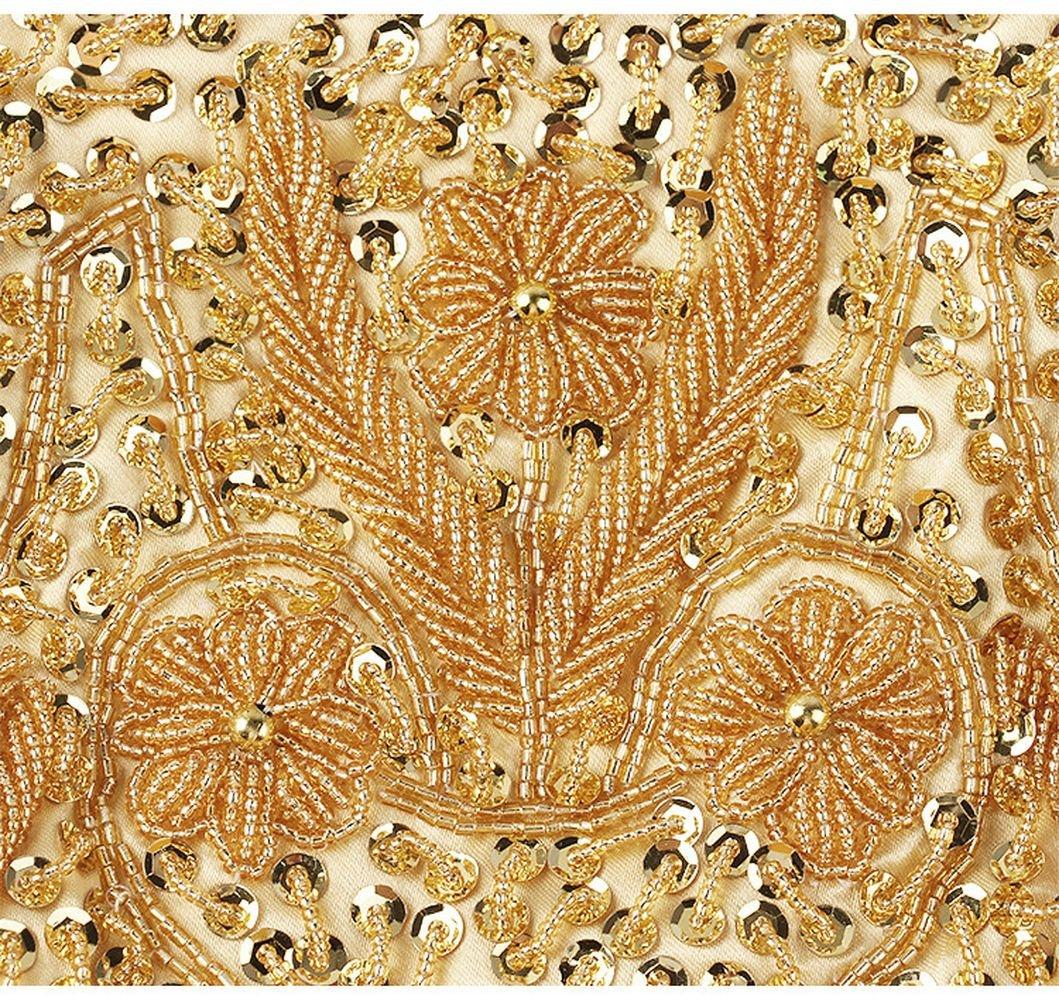 YOUAREFACNY  YAE-1004-4, Damen Clutch Gold Gold Einheitsgröße B074YLKCRY B074YLKCRY B074YLKCRY Clutches Extreme Geschwindigkeitslogistik 0e75a5
