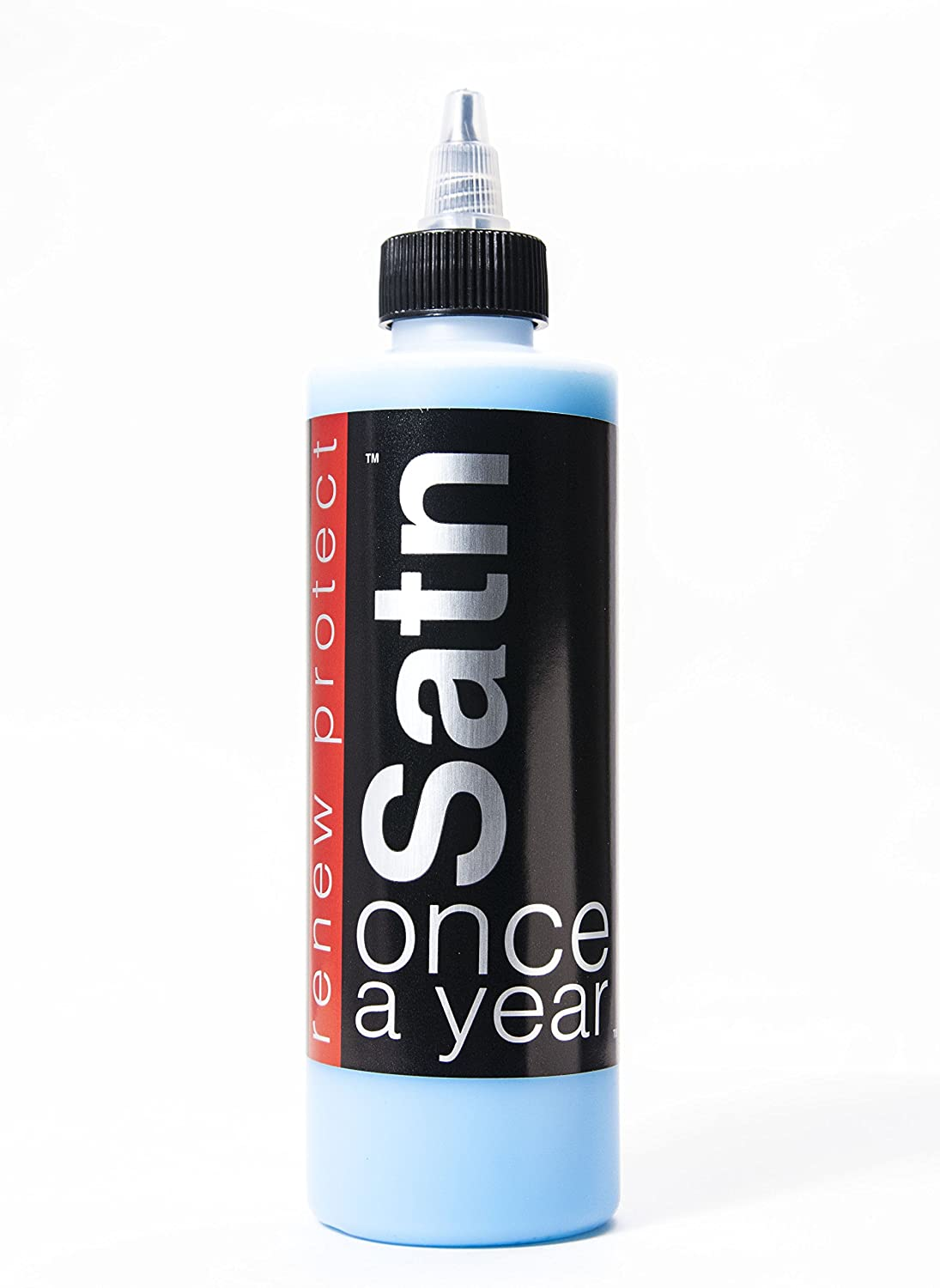 SATN, the PERMANENT PROTECTANT — Restorer Plastic and Vinyl, Renew Color, Prevents Tire Dry Rot – Weatherproof, UV Block, Dry-Seal – 16oz Kit Renew Protect :: the original since 2007 00267-16oz