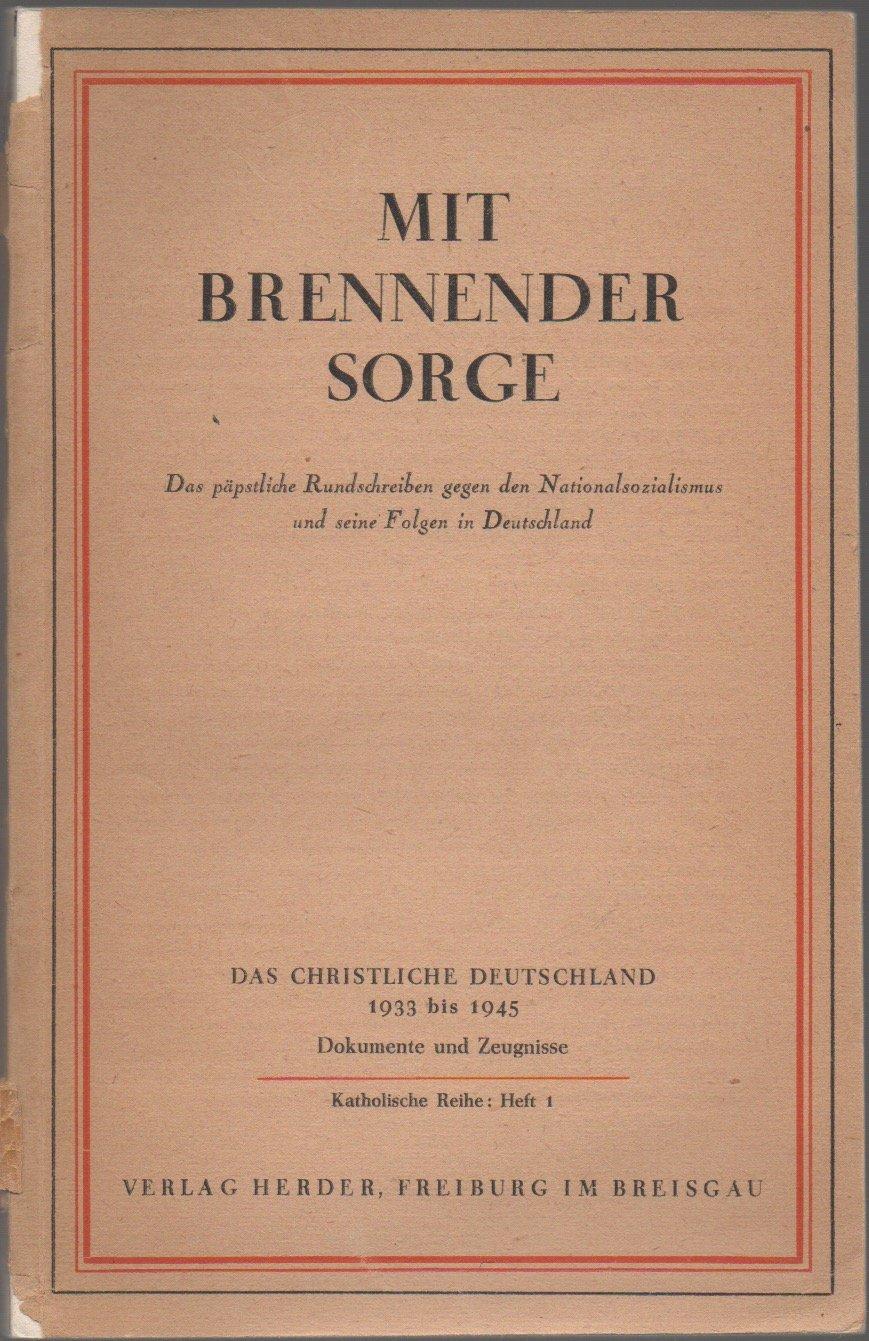 MIT BRENNENDER SORGE EPUB