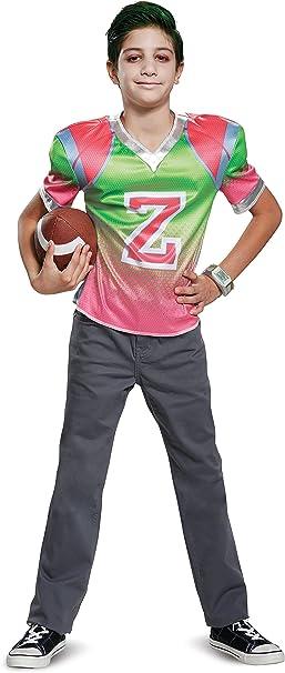 Z-O-M-B-I-E-S Classic ZED - Disfraz de Camiseta de fútbol para ...