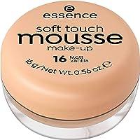 essence soft touch mousse make-up matt vanilla 16, 16 Gram