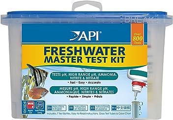 API Aquarium Freshwater Master Test Kit, 800-Piece