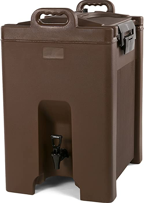 Top 9 10 Gallon Plastic Beverage Dispenser