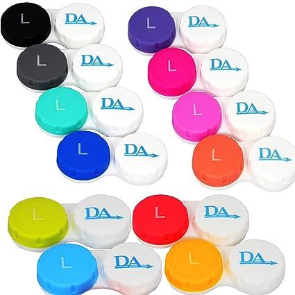 DA - 12 x Estuches para Lentes de Contacto ~ Clasificados ...