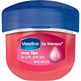 Vaseline Lip Therapy, Rosy Lips, 0.25 Ounce (Pack of 8)