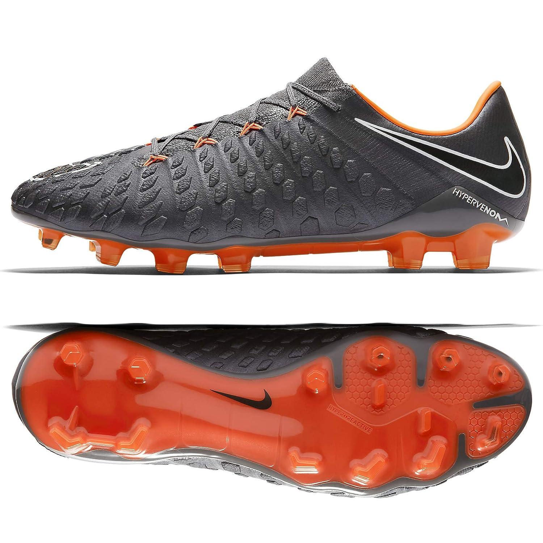 release date 19e16 b079d Nike Phantom 3 Elite FG - Dark Grey/Total Orange/White ...