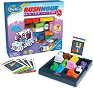 ThinkFun Rush Hour Junior Traffic Jam Logic Game and STEM Toy for Boys and Girls Age 5 and Up - Junior Version of the Interna
