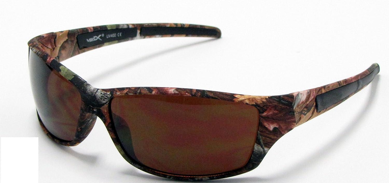Hornz Forrest braun Camouflage polarisierten Sonnenbrillen für ...