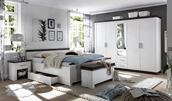 Schlafzimmer, Schlafzimmermöbel, Set, komplett, Komplettset ...