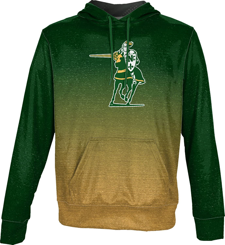 Ombre School Spirit Sweatshirt St Norbert College Girls Zipper Hoodie