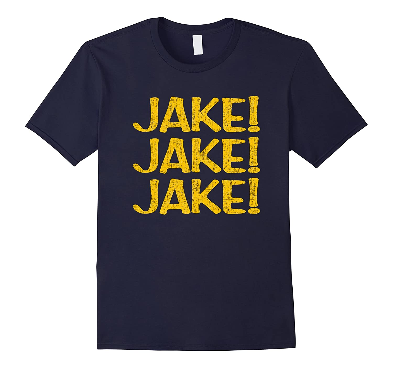 Big Print Name T-Shirt - Jake-ANZ