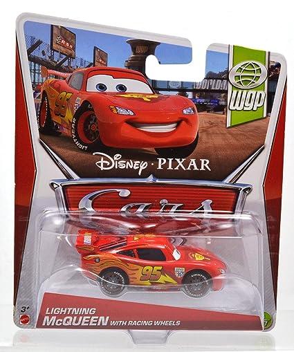 Lightning Mcqueen Characters >> Amazon Com Cars 2 Characters Car V2796 V2797 3 Lightning