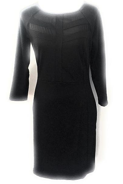 Marca Casual Negro Mujer 40 Cache Vestido Color Milakut Talla Ybf6yg7v