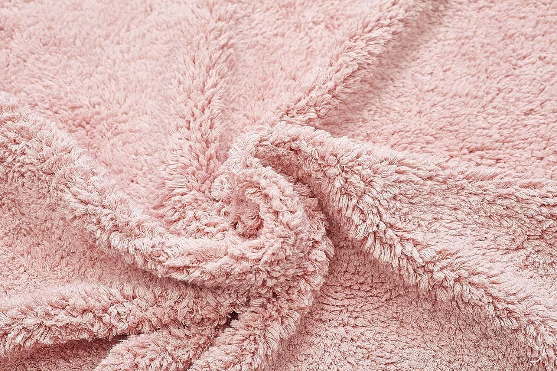 Gray-Blue Zinsale Large 26 Alphabet Round Baby Playmat Cotton Nursery Floor Rug Infant Crawling Mat Decorative Carpet Dia:120cm