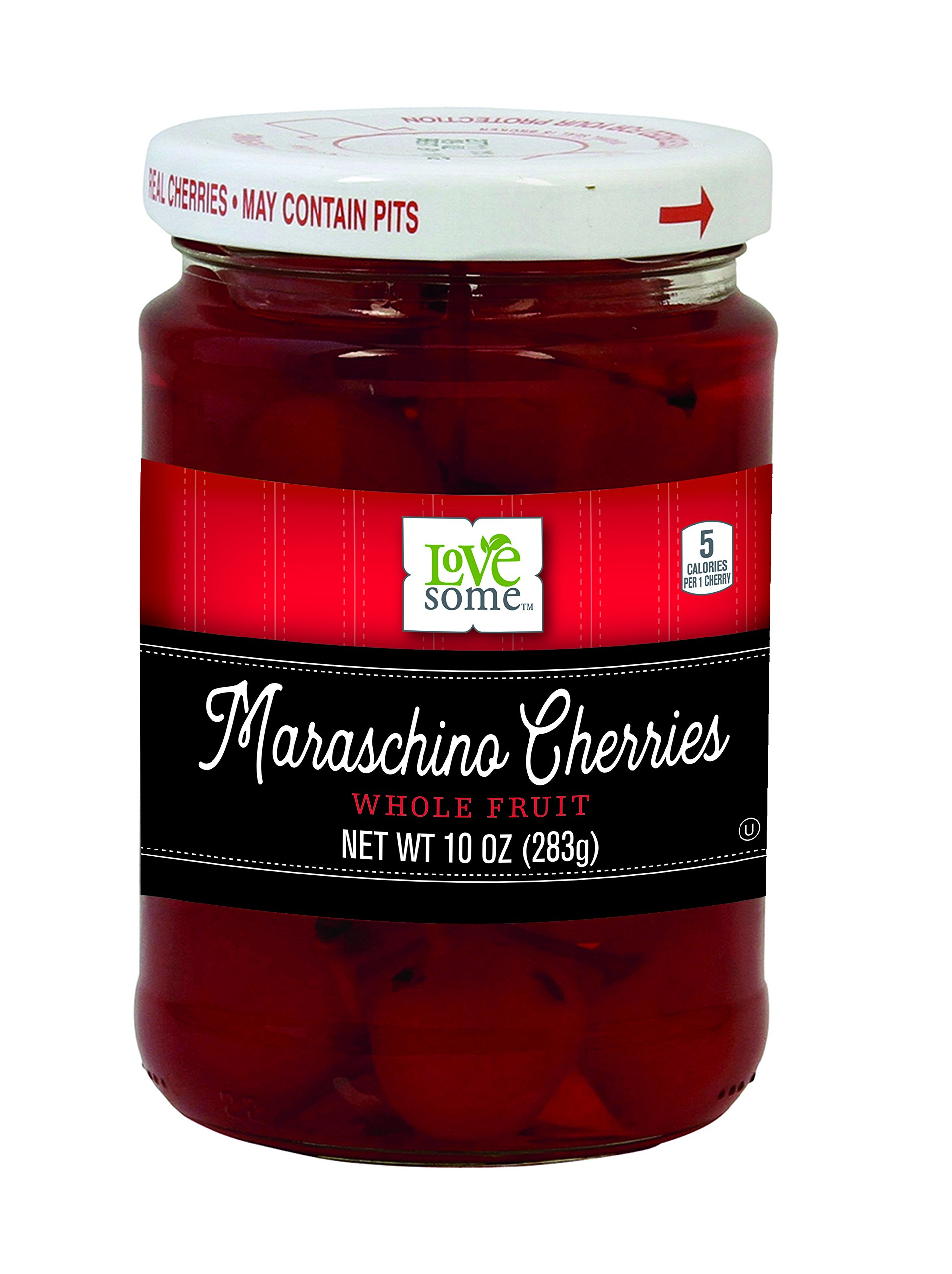 LoveSome Maraschino Cherry, 10 Ounce