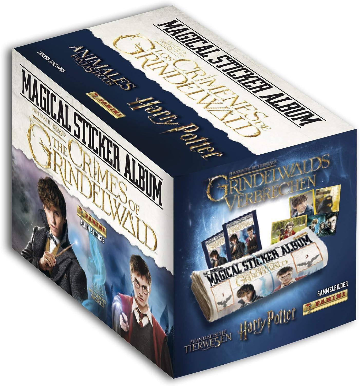 PANINI fantastique tierwesen 2 album 1 x Display//50 pochettes Harry Potter
