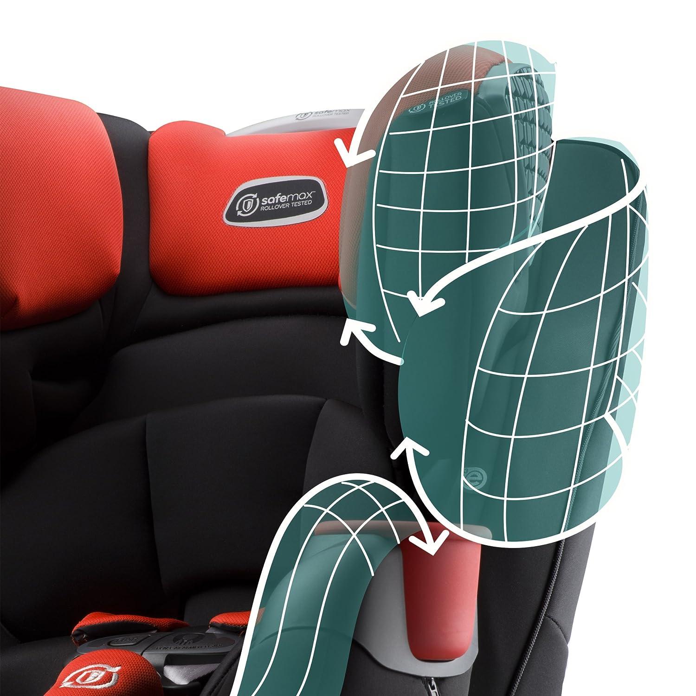 Amazon Evenflo SafeMax Platinum All In One Convertible Car Seat Mason Baby