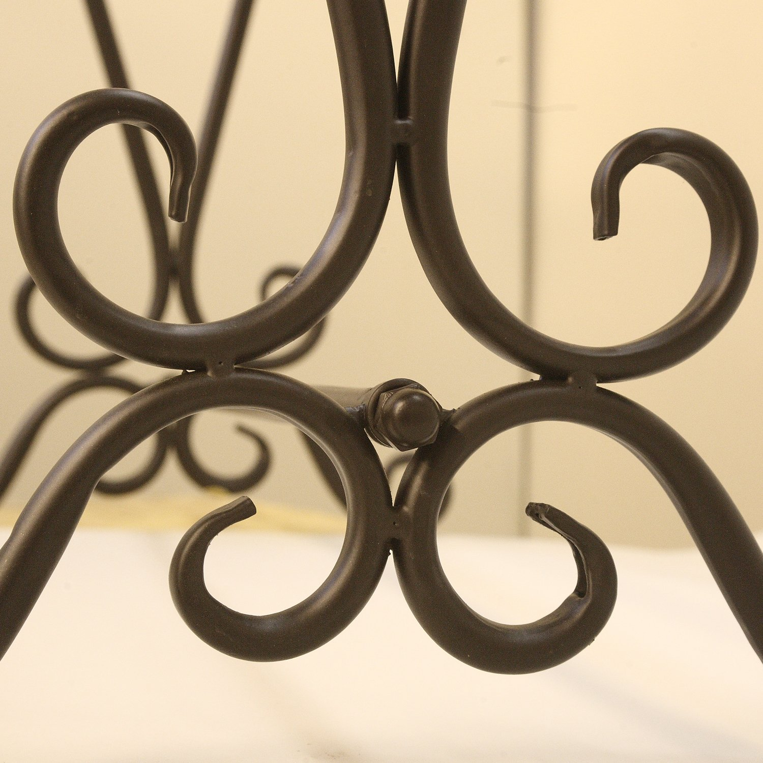 Welcome Home Accents Oil Rubbed Bronze Metal Quilt Rack by Welcome Home Accents