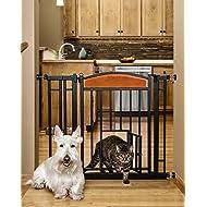 Carlson Pet Products Design Studio Home Decor Walk Through Pet Gate