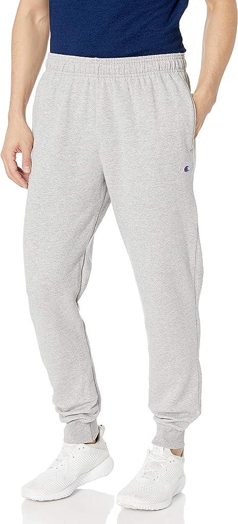 Champion Mens Authentic Originals Sueded Fleece Jogger Sweatpant Pants