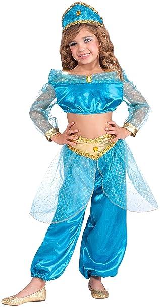 Amazon.com: Forum Novelties Arabian Princess Costume, Large: Toys ...