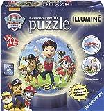 Ravensburger 11787 - Puzzle - 3D Pat 'Patrouille - Lumineux - 72 Pièces