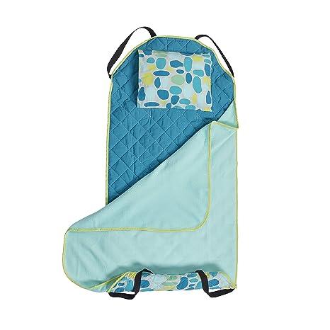 Amazon Com Ecr4kids Toddler Nap Mat Companion Portable