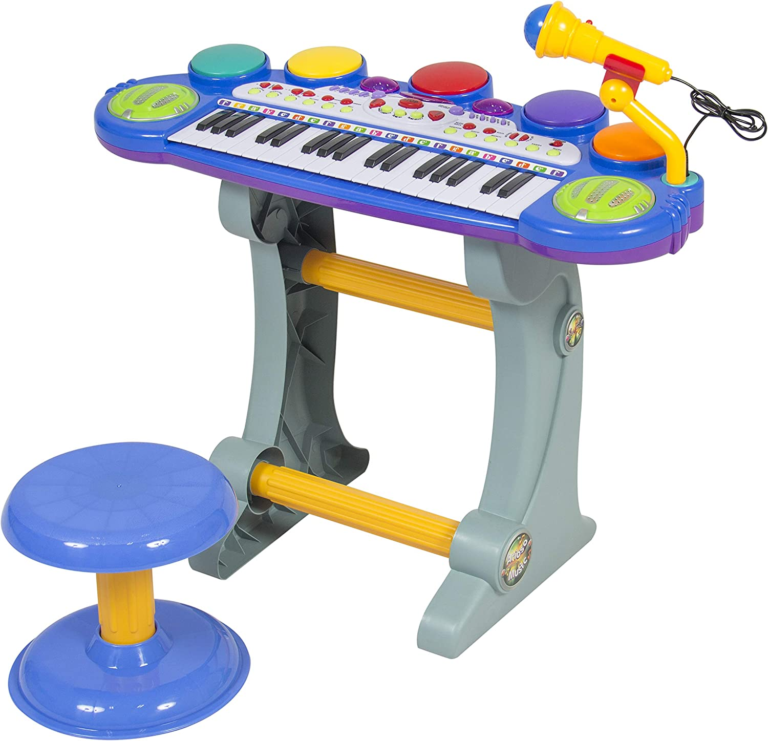 Top 10 Best Piano For Toddlers & Kids (2020 Reviews) 3