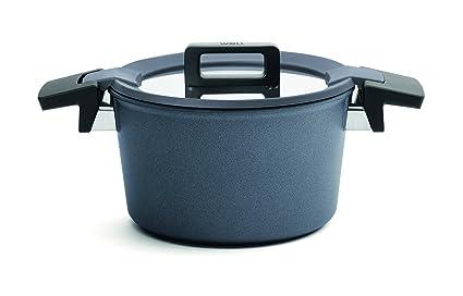 Woll 120CPI Concept Plus - Cazuela (20 cm, para cocinas de inducción, 11