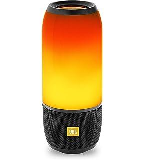 Amazon com: JBL Pulse 2 Portable Splashproof Bluetooth Speaker