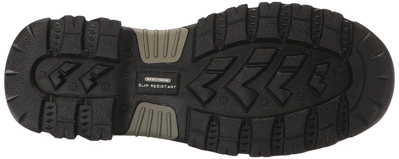 Skechers For Work Men's burgin Glennert Work Stiefel,schwarz,9.5 Stiefel,schwarz,9.5 Stiefel,schwarz,9.5 M US c751ae