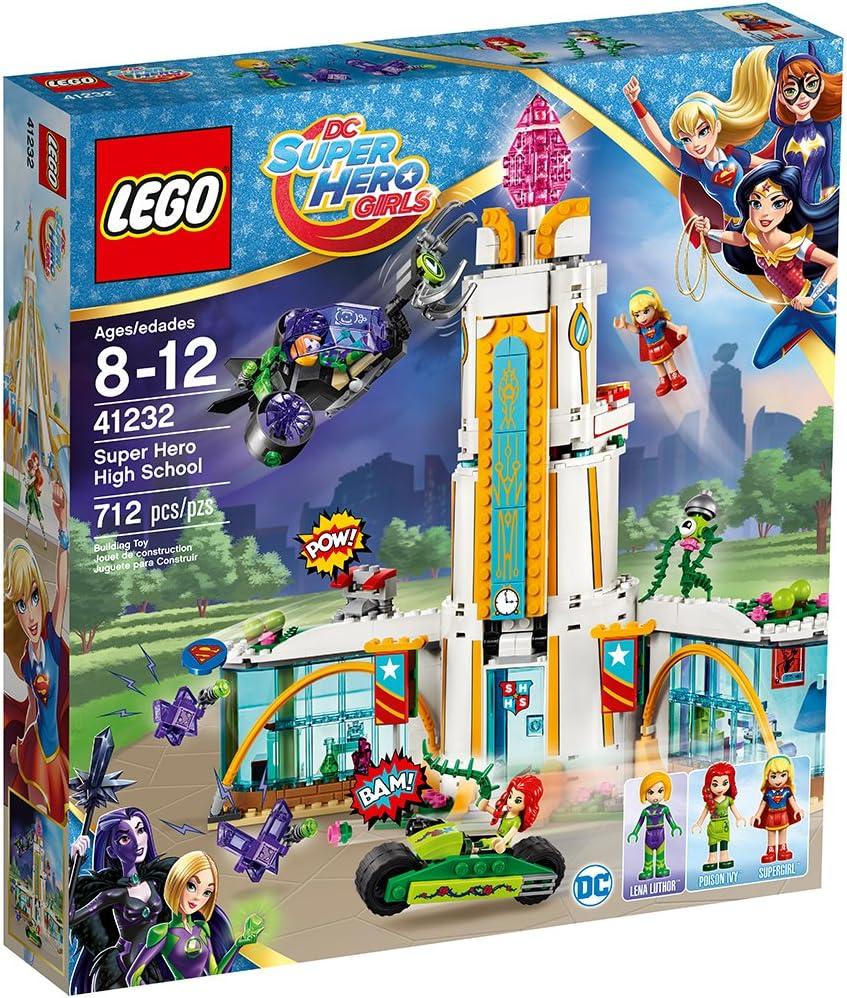New From set 41232 Lena Luthor shg004 Lego DC Super Hero Girls Mini figure