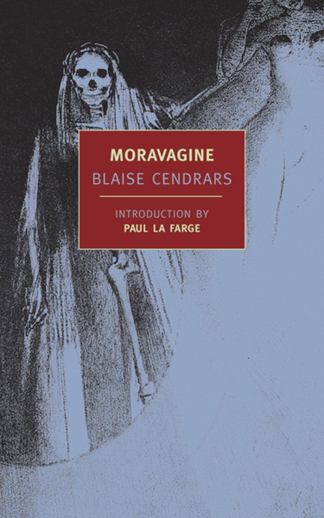 Ebook Moravagine By Blaise Cendrars