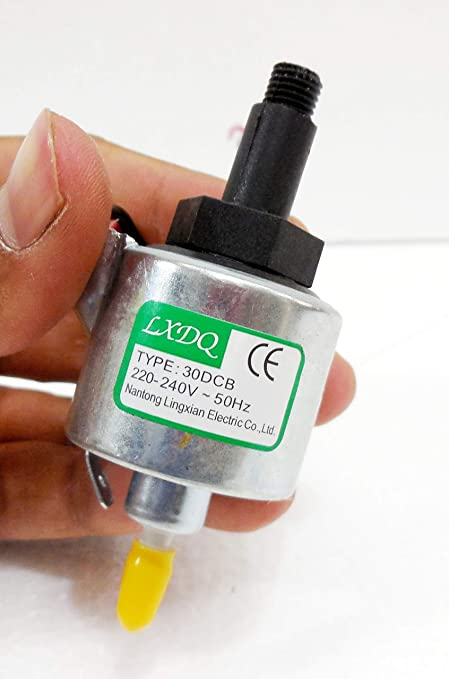 ANMSALES 400W Fog/Smoke Machine Oil Pump Model 30DCB Voltage